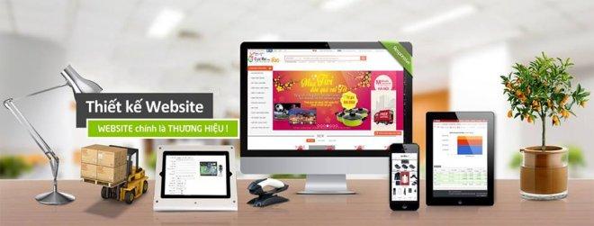 Thiết kế website theo mẫu tại Hà Nam